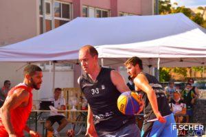 Tournoi 3x3 Basket | Haguenau - 15 Août 2020